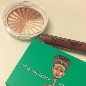 Other - Ofra Highlighter, Nubian by Juvia's, & NYX Lip